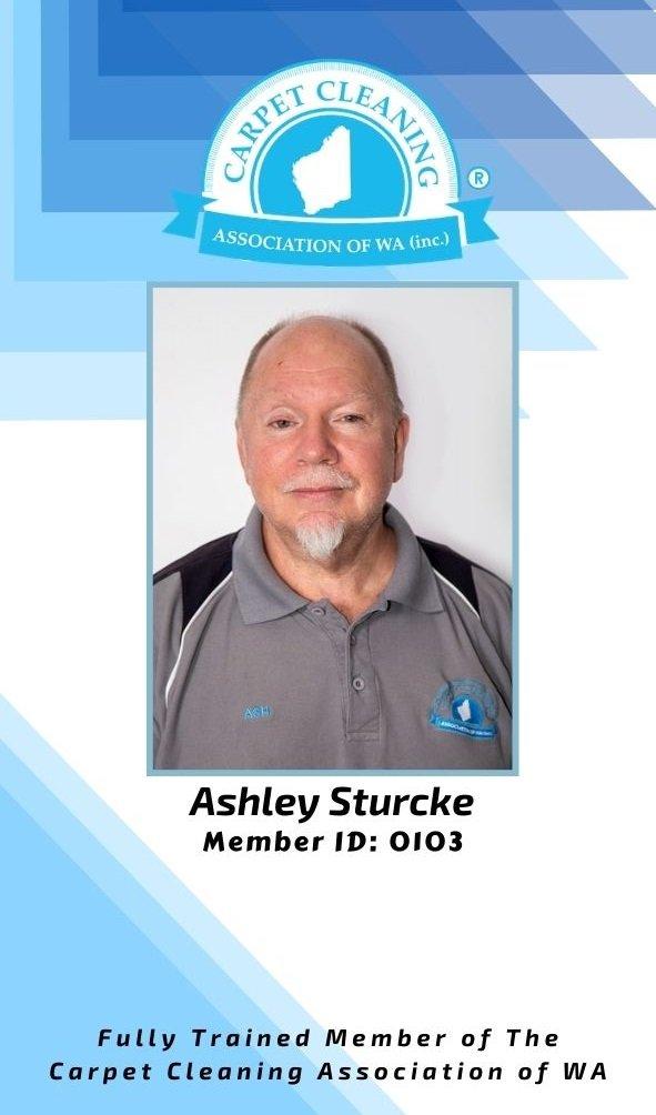 Ashley Sturcke