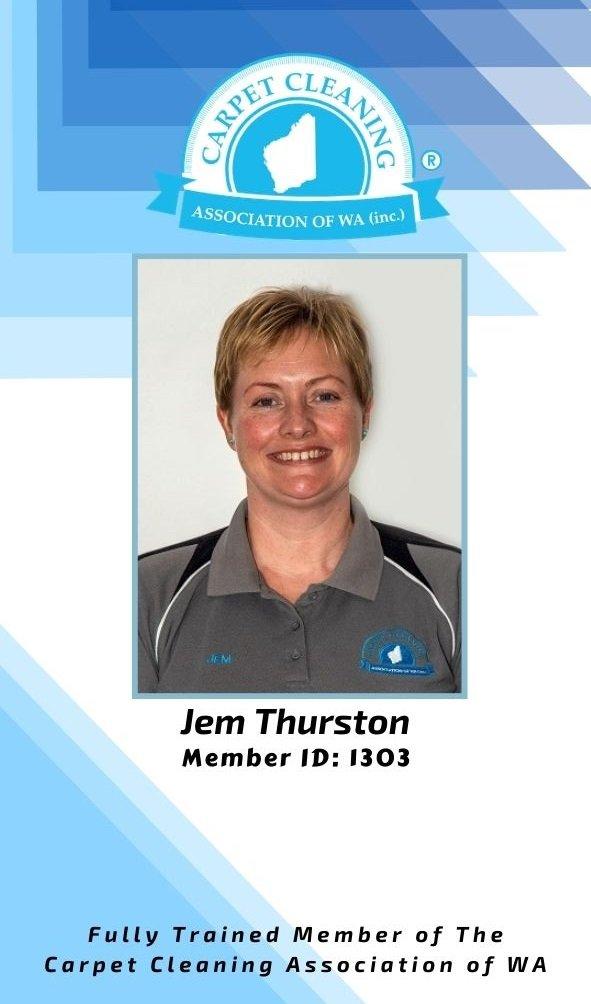 Jemma Thurston