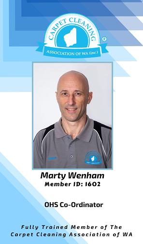 Marty Wenham