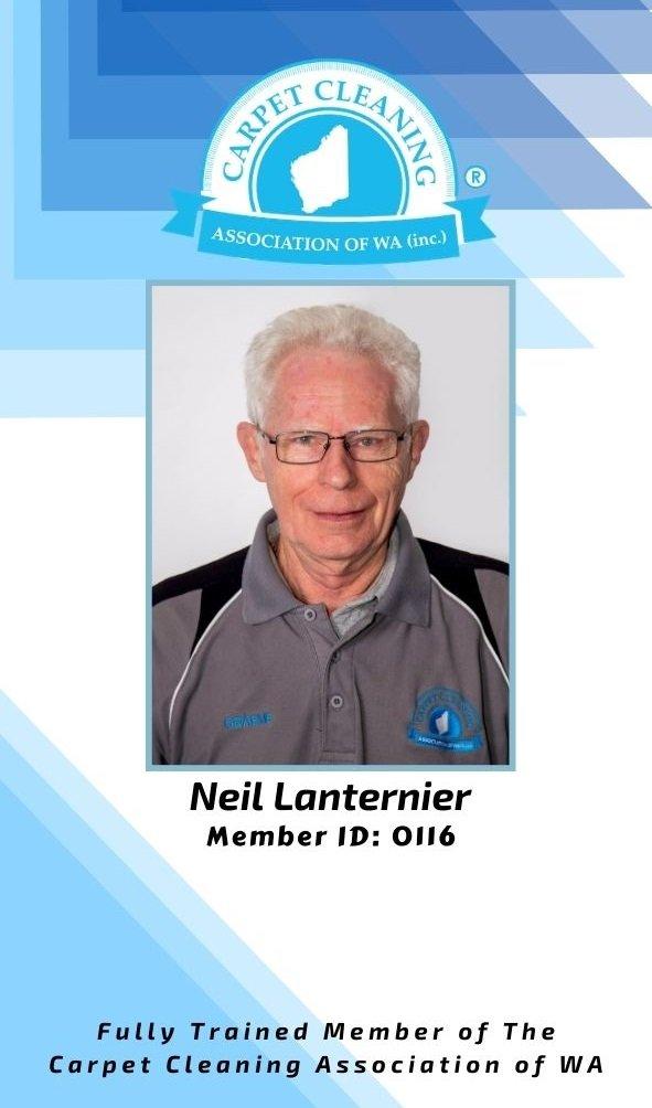 Neil Laternier