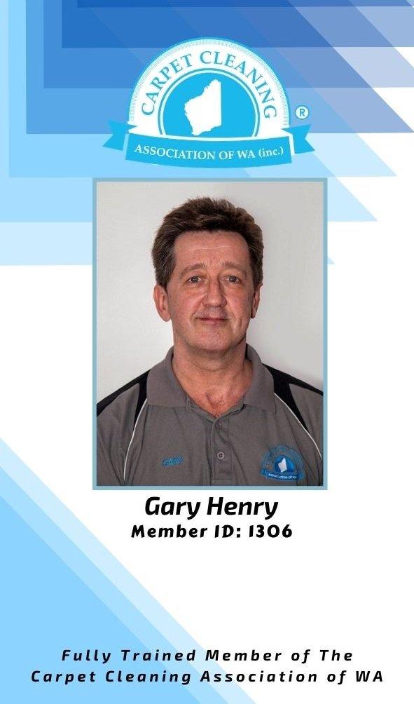 Gary Henry