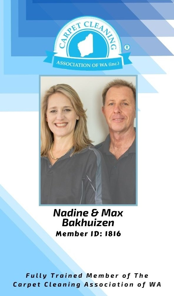 Nadine and Max Bakhuizen