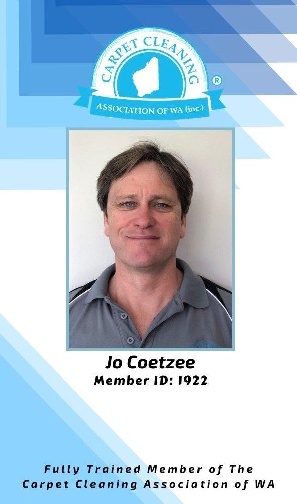 Jo Coetzee